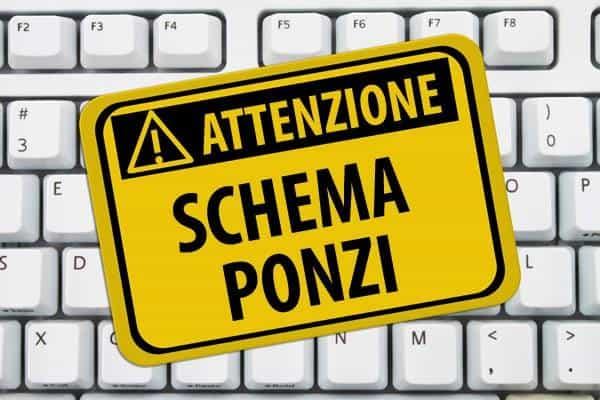 Schema Ponzi, la più famosa tra le truffe online.