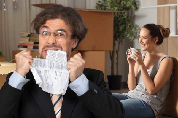 Cosa fare quando l'inquilino non paga?